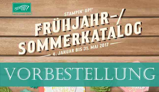 Frühling & Sommer 2017