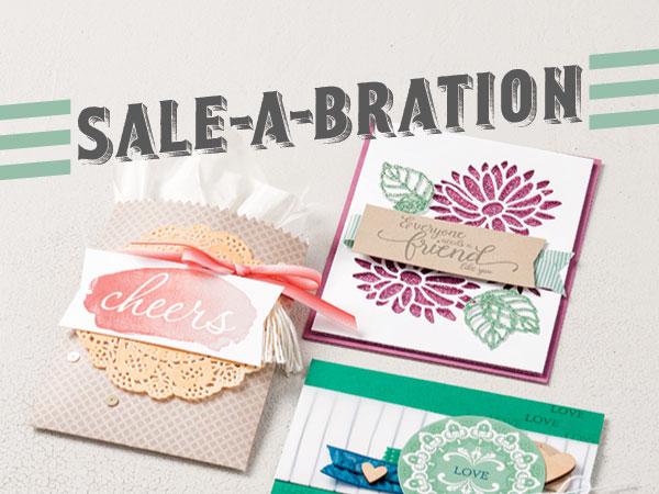 Sale-a-bration – Neue Prämien