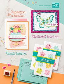 Frühling-/Sommer-Katalog