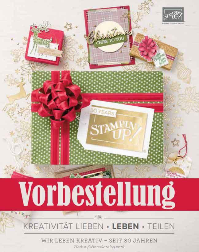 Vorbestellung Herbst-Winter-Katalog