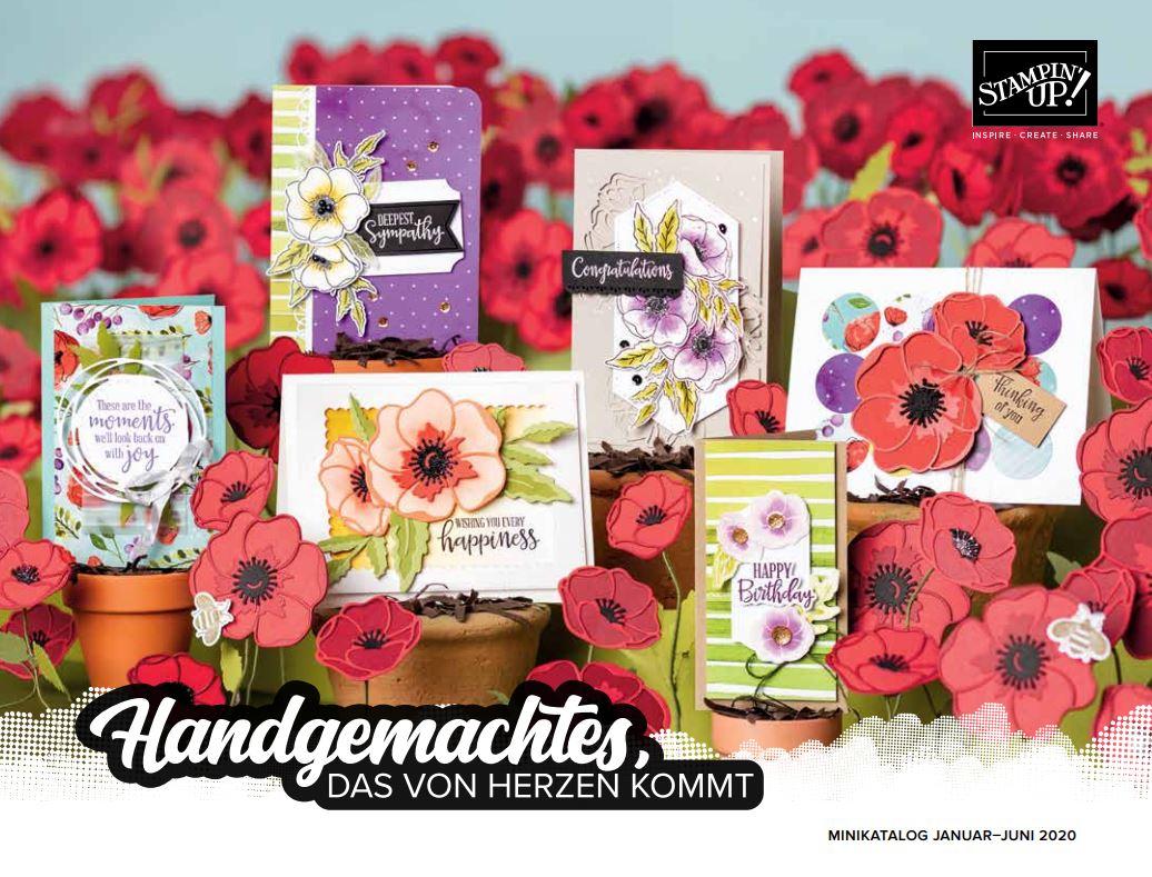 Mini-Katalog Frühling & Sommer