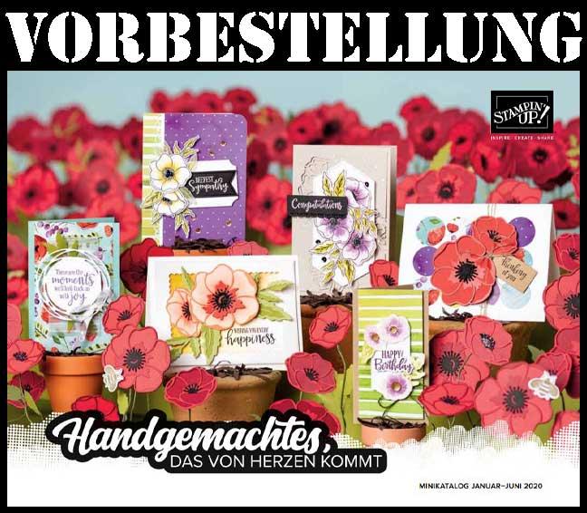 Mini-Katalog & Sale-a-bration-Broschüre
