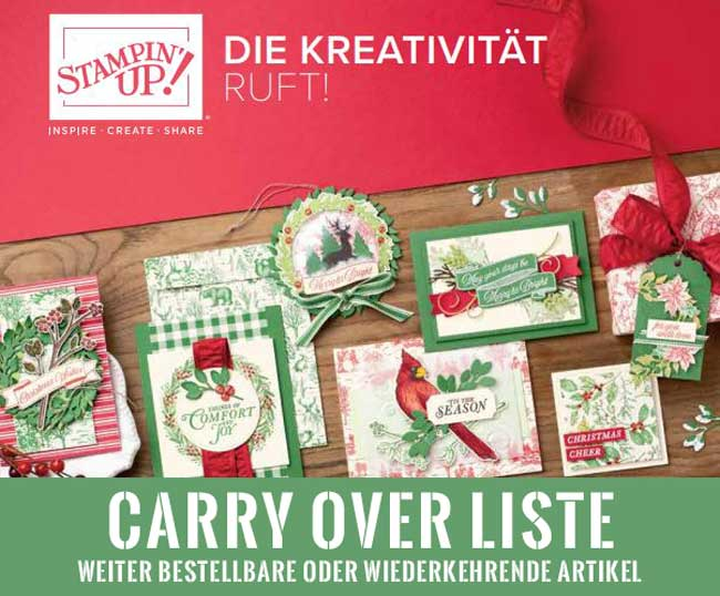 Carryover Herbst-Winter